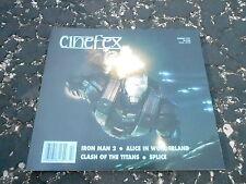 CINEFEX #126 vintage movie magazine (UNREAD - NO LABEL ) IRON MAN 2