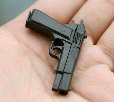 "MIni Weapon Pistol Prop Browing Fit 12"" 1:6 Action Figure Model 1/6 3A HT PHICEN"