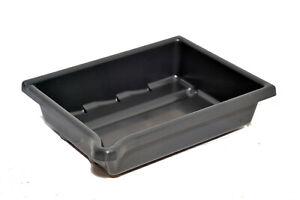 "AP Darkroom Developing Dish 7 x 5"" (18 x 13cm) Dark Grey developing Tray"