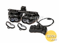 FMA Hunting Tactical Airsoft GPNVG 18 Night Vision Goggle NVG DUMMY TB724-BK