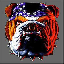 T-Shirt Bulldog Biker Hunde Bulldogge *4157