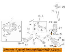 MAZDA OEM 13-18 CX-5 Rear Suspension-Lateral Arm Nut 9YB041238