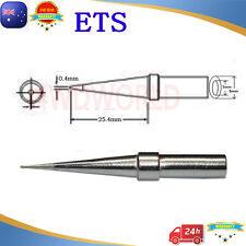 Solder Soldering Station Iron Tip ETS for Weller PES51 PES50 Extra Long conical