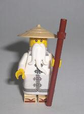 LEGO Ninjago - Sensei Wu (70618) - Figur Minifig Meister Master Wu Bounty 70618