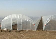 2.4Mil Greenhouse Clear Plastic Film Polyethylene Covering -*VARIOUS SIZE*