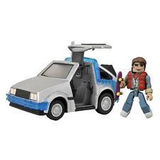 Volver Al Futuro Máquina del Tiempo #1 Minimates Vehículo Nuevo En Stock