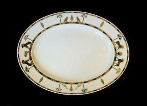 Beautiful Rosenthal Donatello Sias Large Oval Platter