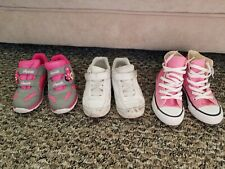 Girls sneakers size 10.5 Lot