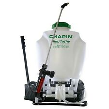 Chapin 61900 4-Gallon Tree and Turf Pro Commercial Backpack Sprayer with Stai...