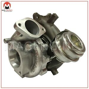14411-EB71C TURBO CHARGER NISSAN YD25 DCi FOR D40 NAVARA R51 PATHFINDER 2.5 LTR