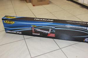 Tamiya Carson 500907400 1:14 Goldhofer TU4 Flatbed Trailer 4 Axle New IN Boxed