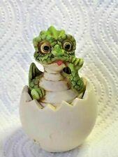 Neil Eyre Designs / Bob Maurus Baby Dungeon Dragon Easter Egg Ring Trinket Box