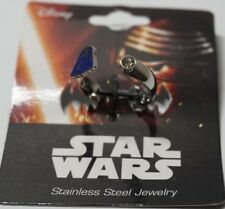 Star Wars Stainless Steel Jewelry Ring Darth Vader Officially Disney licensed