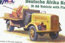 1:72 Deutsche Afrika Korps 3t AA Vehicle Flak 38 Mac 72067 neuw. OVP
