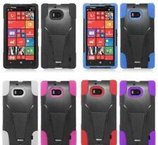Shock Absorb Phone Cover Case For Nokia Lumia 929 / Nokia Lumia Icon