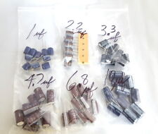 450v Radial Electrolytic Capacitor Assortment Kit Lot Of 60 Pieces