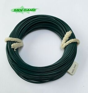 MDI Mill End Fly Lines Weight Forward 11 Green Sinking WF11S British Made