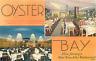 JERSEY CITY NJ OYSTER BAY RESTAURANT BERGEN AVE. 1941 POSTCARD