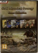 Cossacks + Cossacks 2 (II) + American Conquest (SET OF 7 PC GAMES COLLECTION)