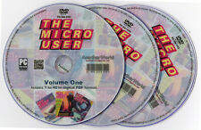 THE MICRO USER MAGAZINE Full Collection on Disk (BBC Micro/Acorn Electron Games)
