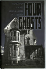 FOUR GHOSTS • CD Book Club Only • #155/656 • Signed, Garton, Hill, Moore, Straub