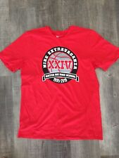 Nike Mater Dei Basketball Extravaganza Red T-shirt Men's Large