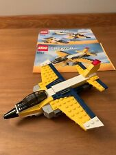 Lego Creator 3 In 1 Super Soarer 6912 With Manuals No Box