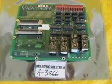 Hitachi DT-01 PCB Board Rev. A Hitachi M-712E Dry Etcher Used Working