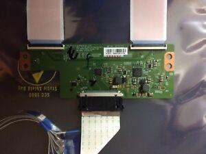 43 6871L-3806D 6870C-0532A 3806DE TCON BOARD FOR LG GENUINE 43LF510V Inc Cables
