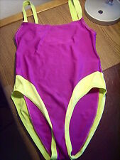 PUMA Marken Badeanzug Schwimmanzug Gymnastikanzug Body 40 ohne Cups 7b65eb54ae