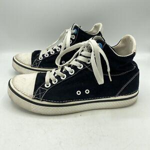 Crocs Hover High Tops Tennis Shoes Black Men 8/Women 10