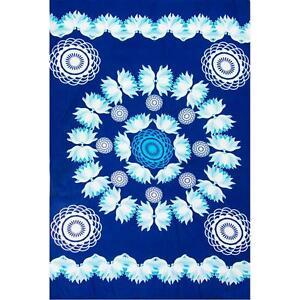 Blue Lotus Rayon Sarong from Bali!