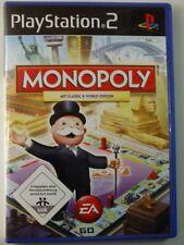 !!! PlayStation ps2 juego monopoly, usados pero bien!!!