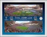 Champions League Final 2014 Real Madrid v Atletico Official Photo Range UEFA