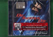 007 DIE ANOTHER DAY OST COLONNA SONORA LA MORTE PUO ATTENDERE CD NUOVO SIGILLATO