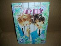 Manga Takumi-Kun 1 June Pride by Shinobu Gotoh and Kazumi Ohya Sealed 18+ Yaoi
