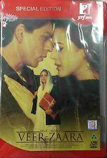 VEER ZAARA (SHAHRUKH KHAN, PREITY ZINTA) - BOLLYWOOD 2 DISC DVD