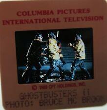 GHOSTBUSTERS  Bill Murray Dan Aykroyd Sigourney Weaver Harold Ramis  SLIDE 2