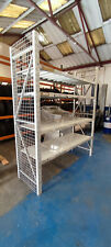 More details for shelving racking storage garage shed warehouse 245 x 210 x 70 2 levels