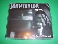 DURAN DURAN/JOHN TAYLOR - Feelings Are Good German 1997 CNR CD