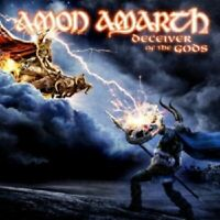 AMON AMARTH - DECEIVER OF THE GODS  CD  10 TRACKS  HARD & HEAVY / METAL  NEW+