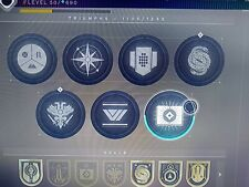 Destiny 2 Triumphs