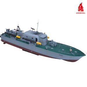 ARKMODEL 1:32 Perkasa Vosper Fast Patrol Warship High-Speed Boats Model Kit