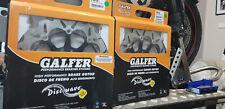 Galfer Standard Wave Rotors Triumph Speed Triple 1050 2005 - 20117