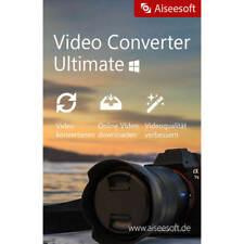 ✔️ Aiseesoft Video Converter Ultimate 9 ✔️ Activation Key & Download link ✔️