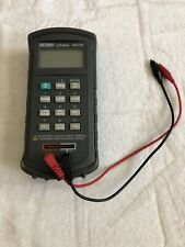 ExTech LCR Meter Passive Component Tester Model 380193 Tested Working