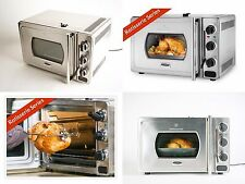 Wolfgang Puck Rotisserie Pressure Oven 29-Liter Stainless Steel Countertop Oven