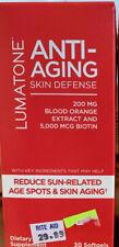 Lumatone Anti-Aging Skin Defense Total 60 Softgels