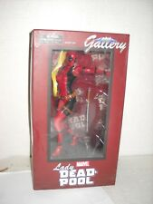 Marvel Gallery Lady Deadpool statue Diamond Select PVC Figure Comics NEW