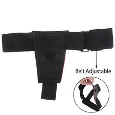 Adjustable Leather Strap On Harness Women Gay Pants Leather Panties Anal Sex  IY